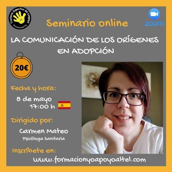 Cartel comunicacion-en-adopcion
