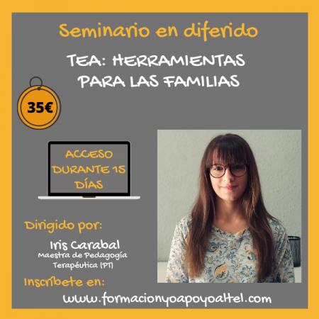 TEA: herramientas para las familias